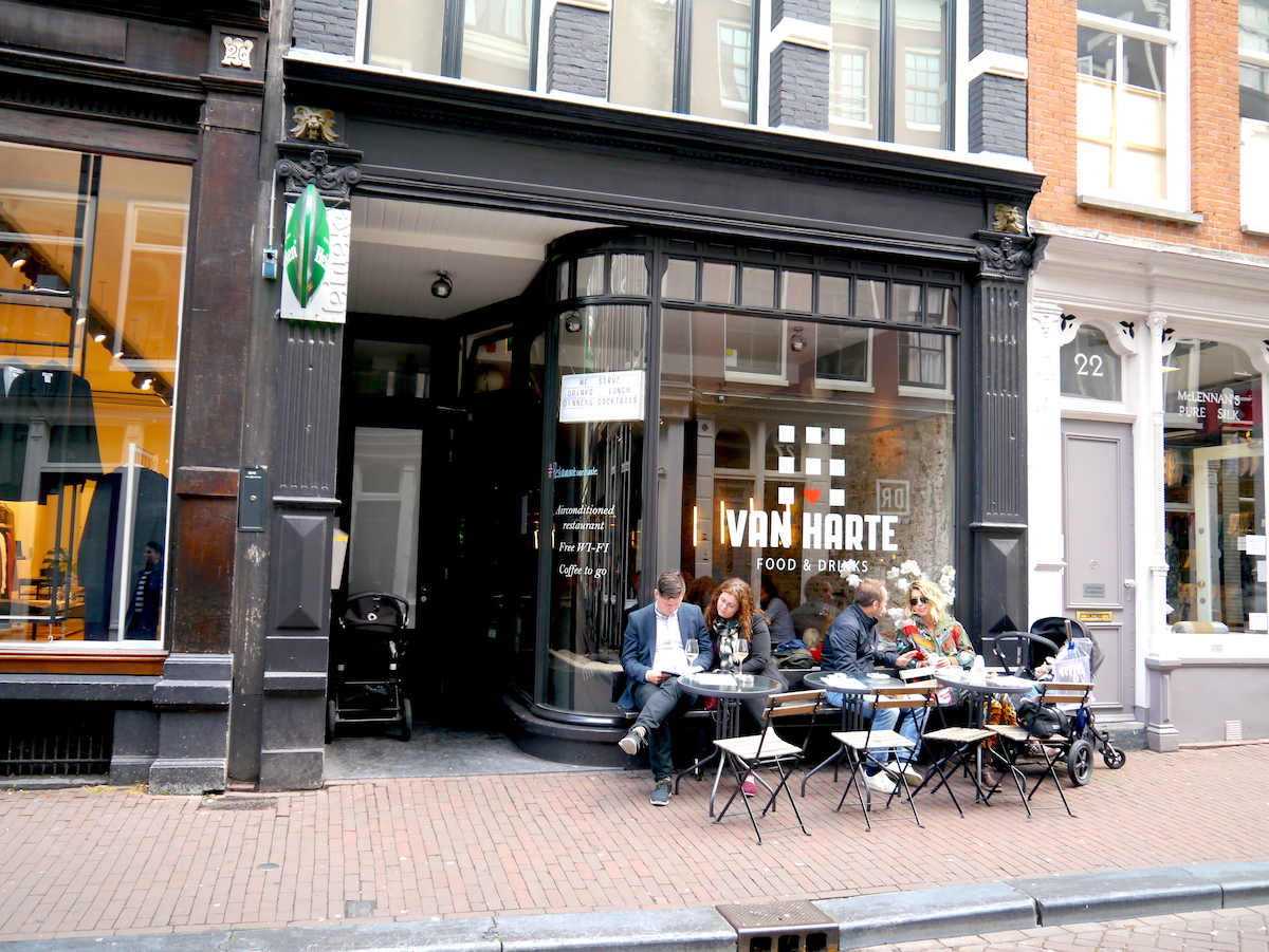 Amsterdam, City Guide, Cafés