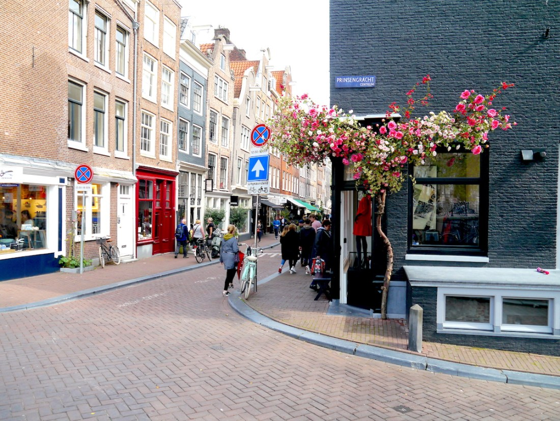 Amsterdam, City Guide, Prinsengracht