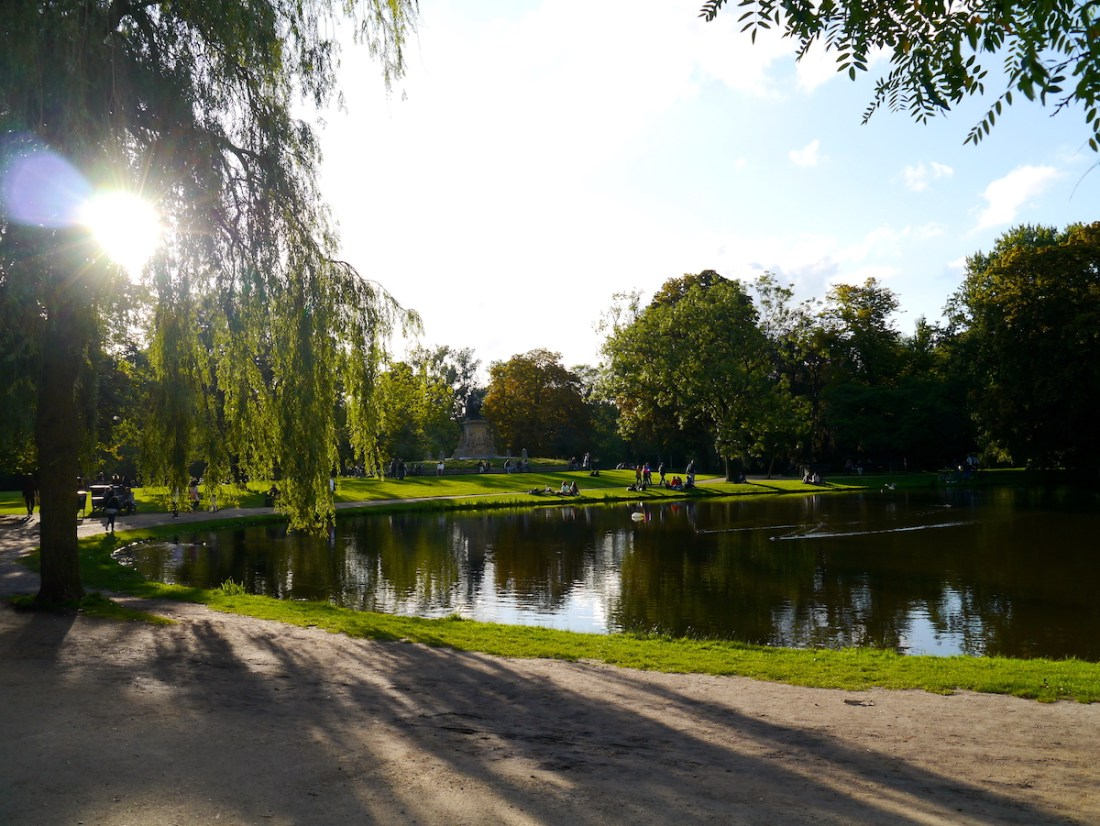 Amsterdam, City Guide, Vondelpark
