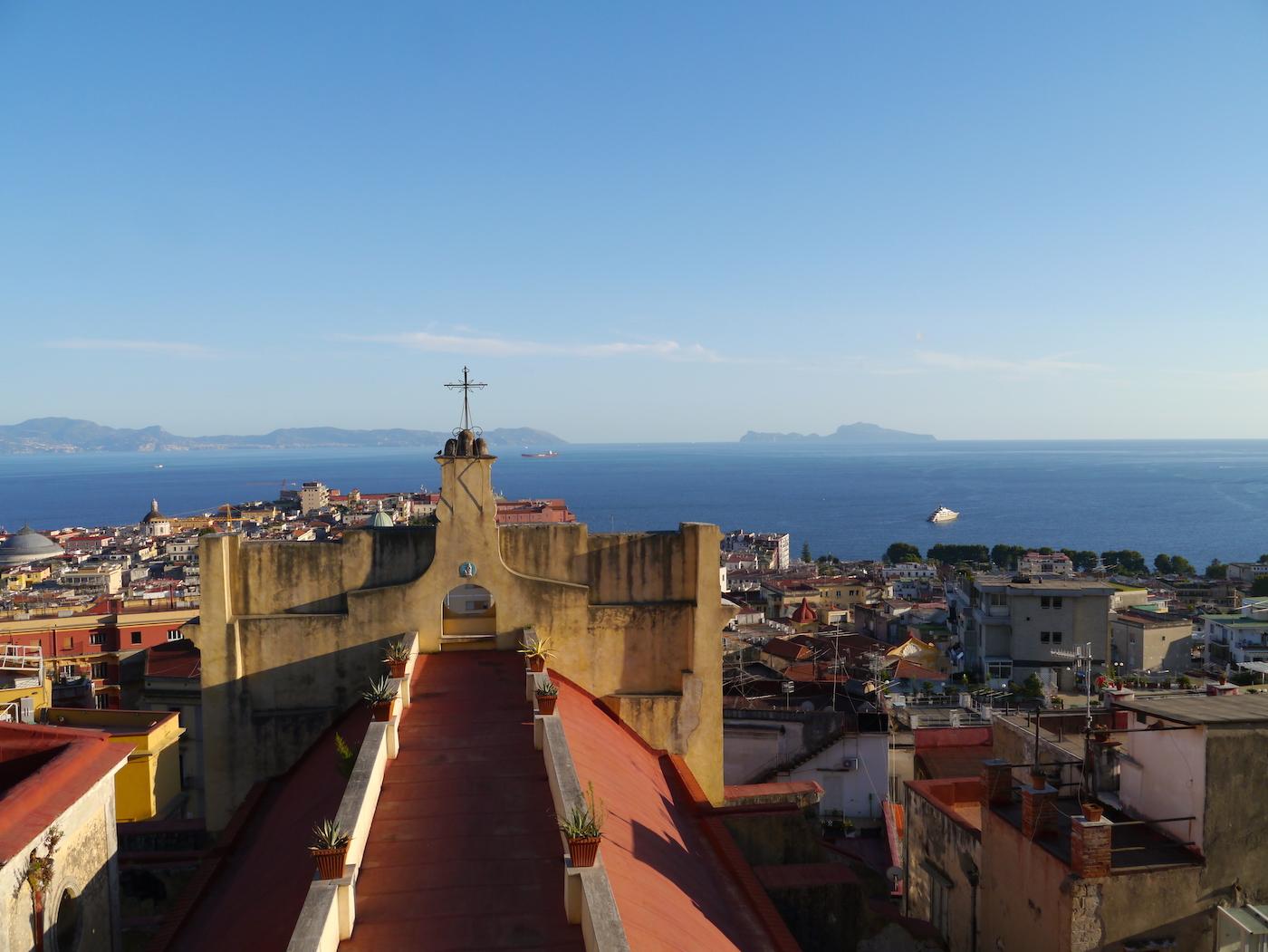 Naples, Italy, Itinerary