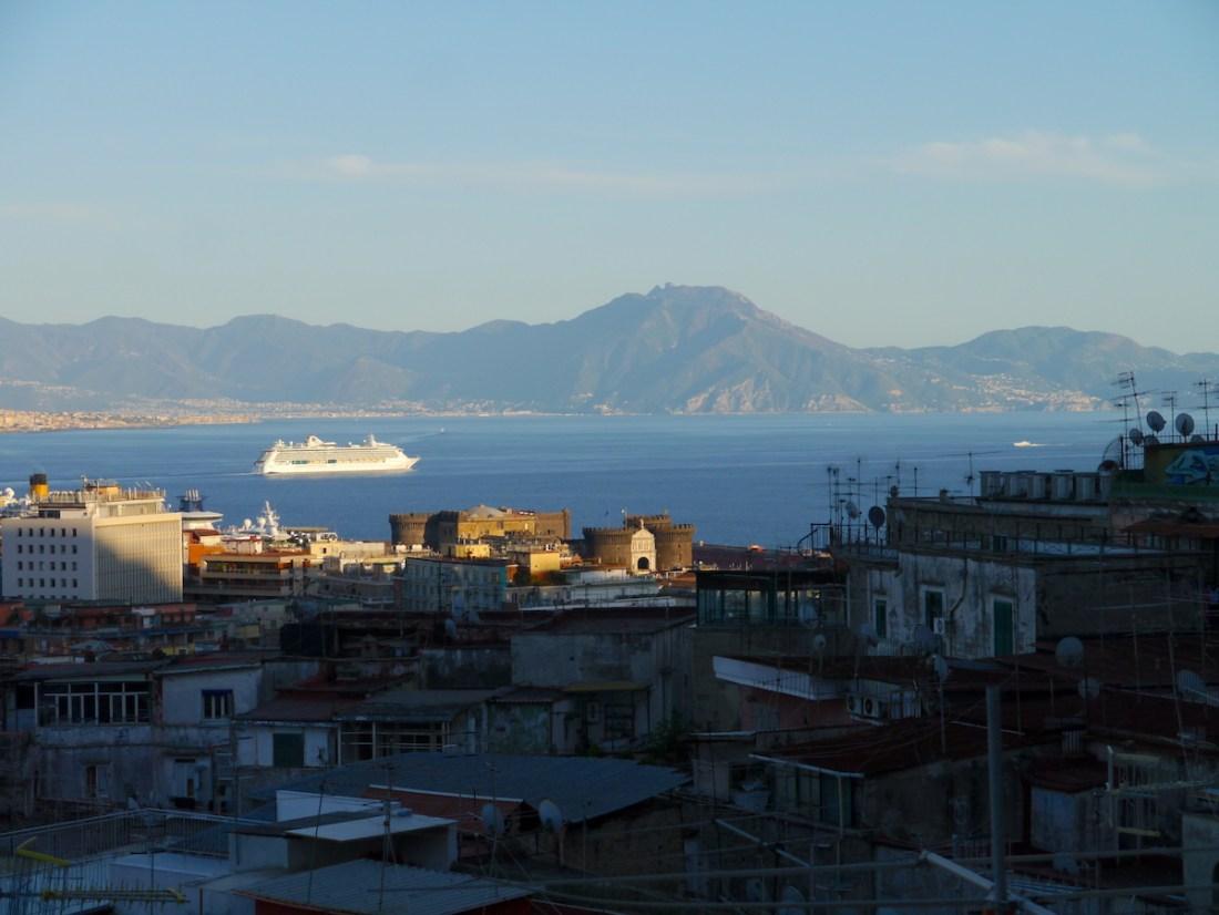 Naples, Italy, Itinerary, Skyline