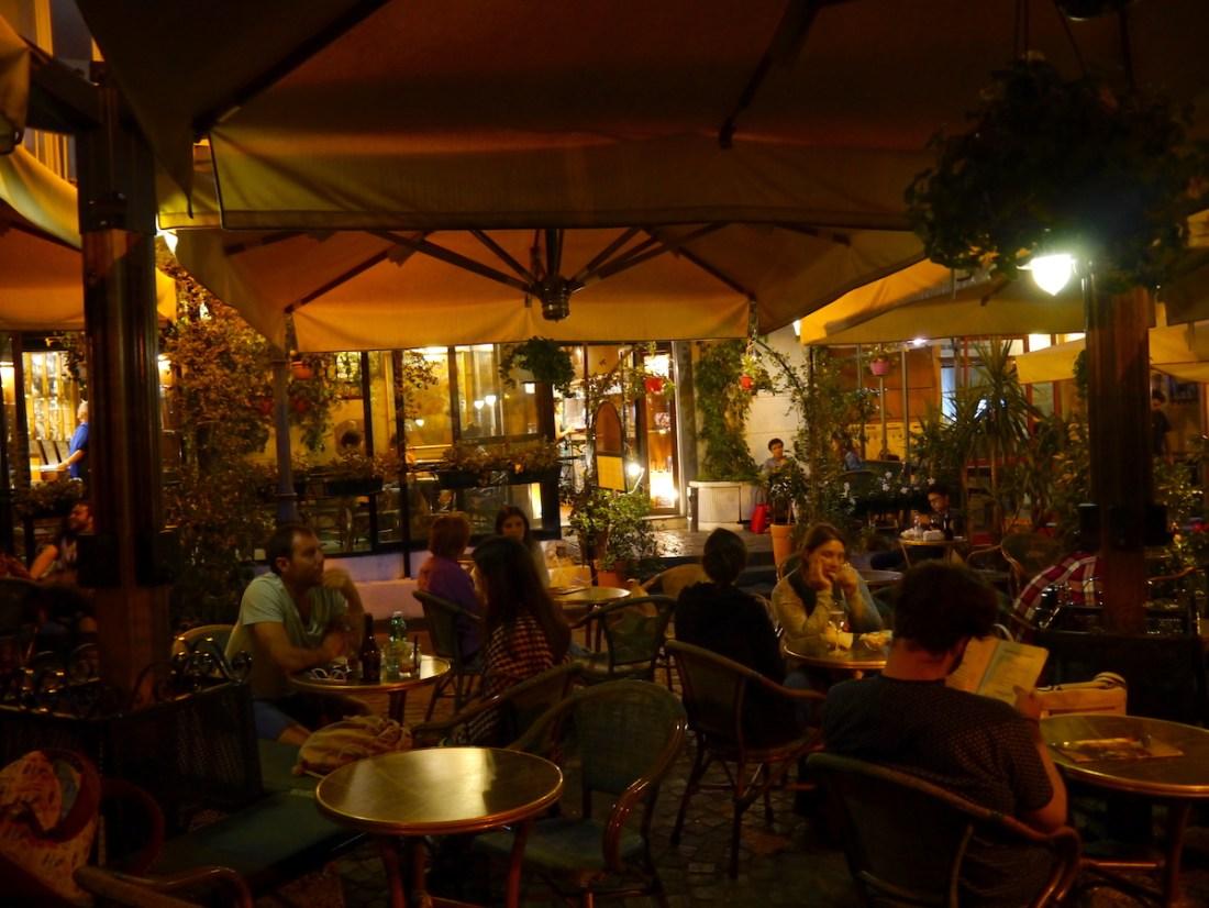 Naples, Italy, Itinerary, Cafés