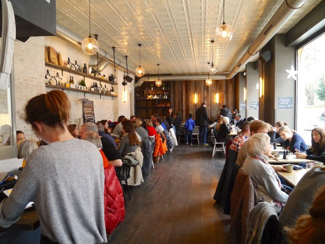 Occam Deli, Cafés, Munich