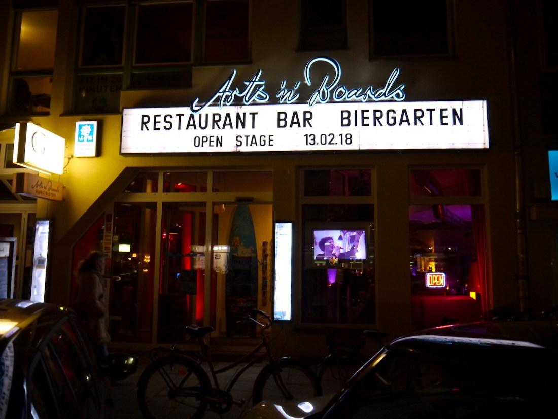 ArtnBoards, Best restaurants in Munich