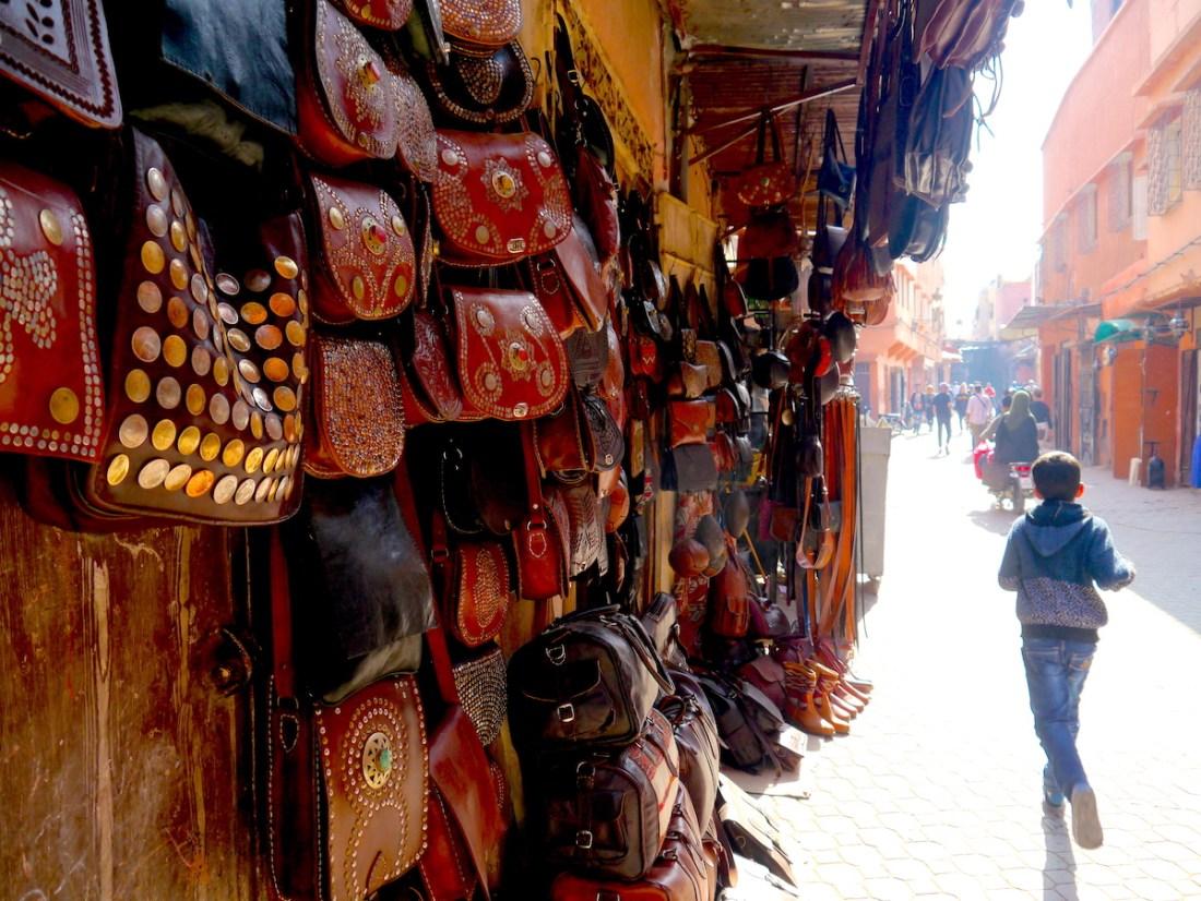 Solo Guide, Marrakech, Morocco, Streets