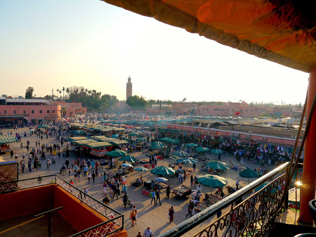 Travel Tips, Marrakech, Morocco, Safety