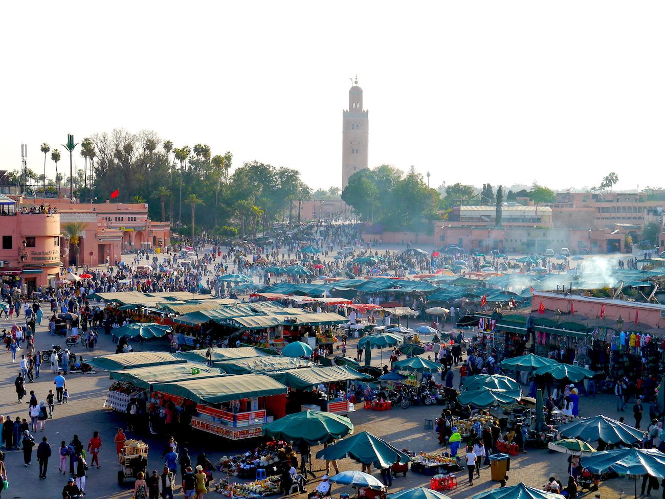 Solo Guide, Marrakech, Morocco
