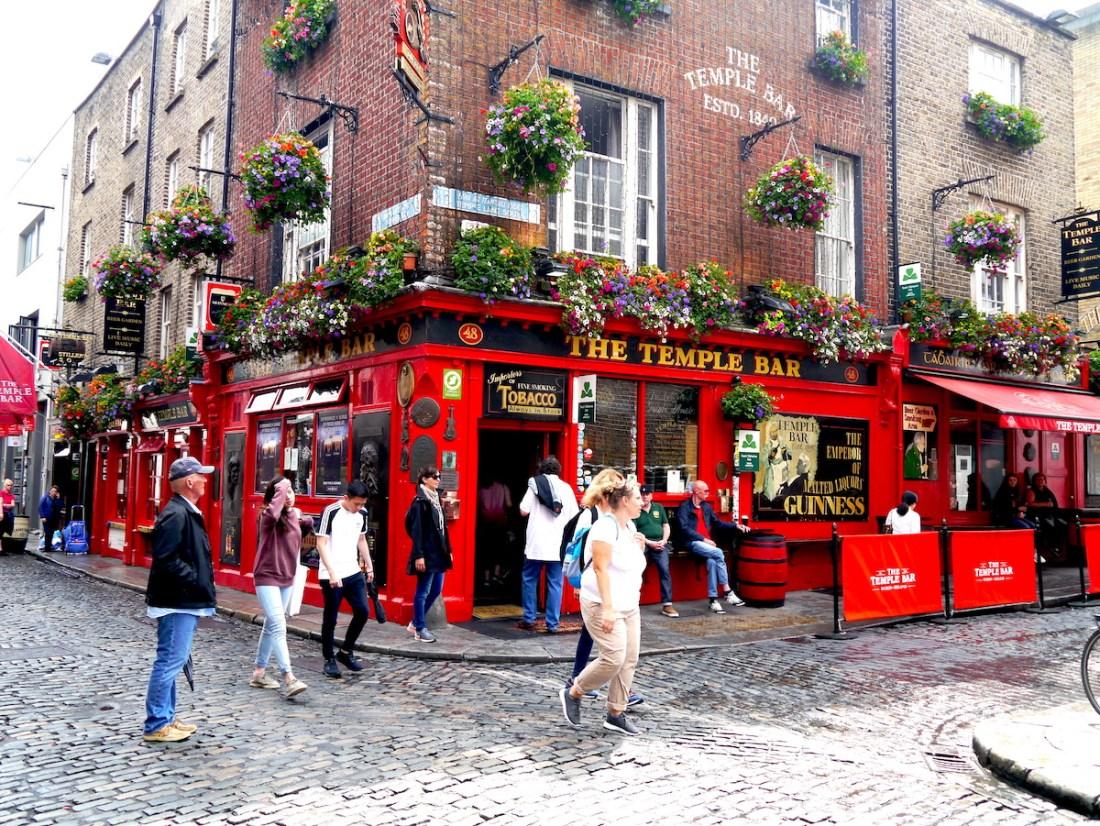 Dublin, City Guide, Temple Bar, Pubs