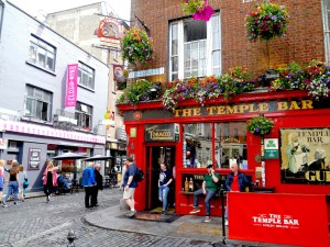 Dublin, City Guide, The Temple Bar, Pub