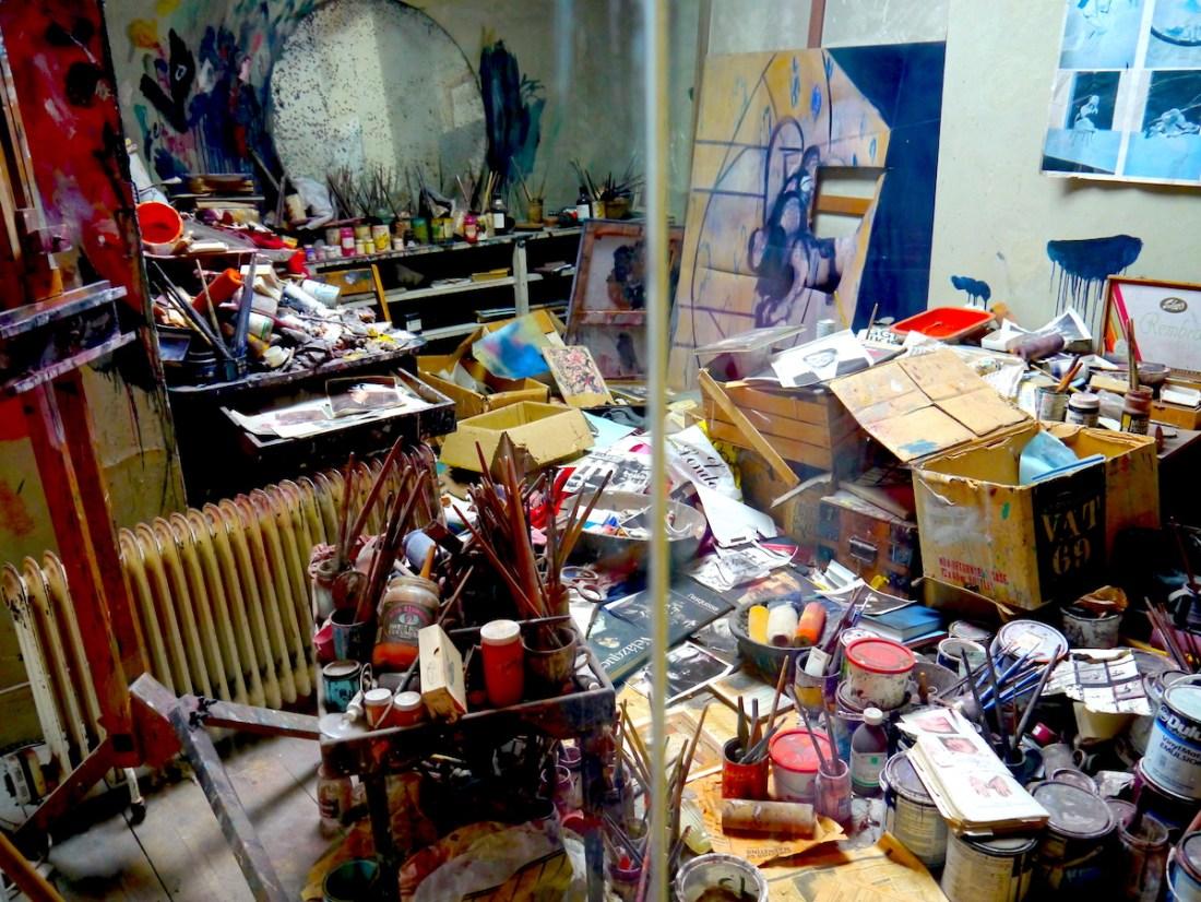 Hugh Lane Gallery, Francis Bacon, Studio