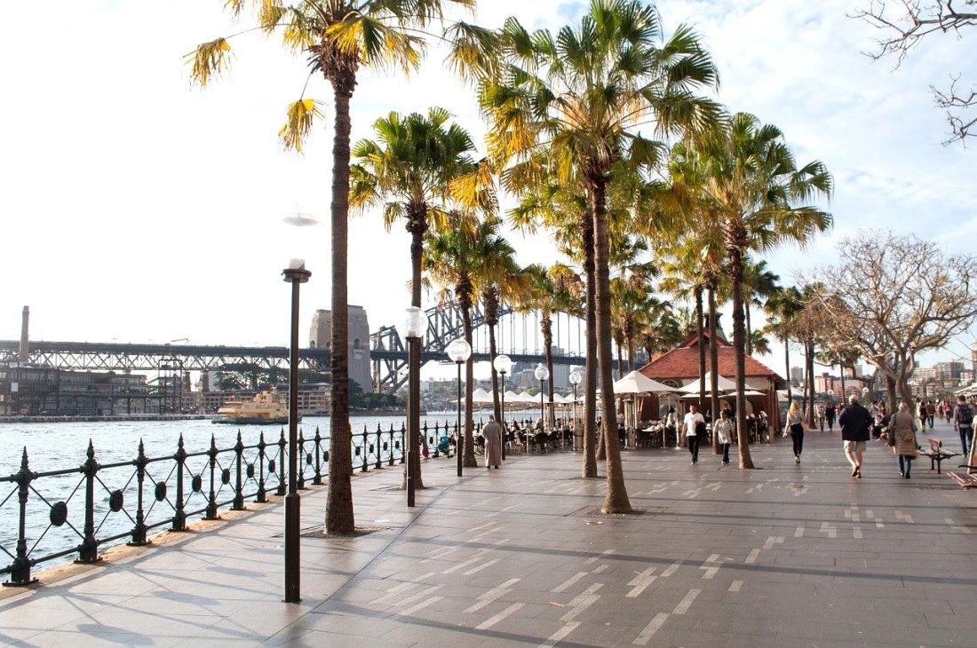 Sydney, Australia, Temperatures