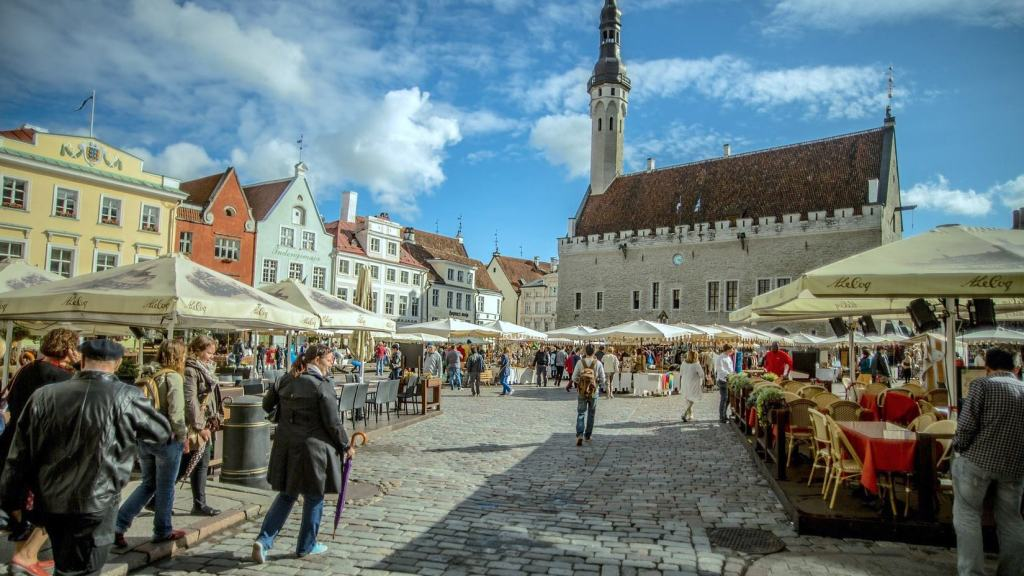 Estonia, The best hotspots