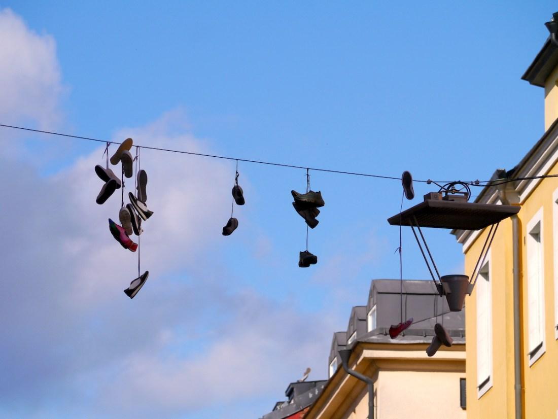 Södermalm, Shoes