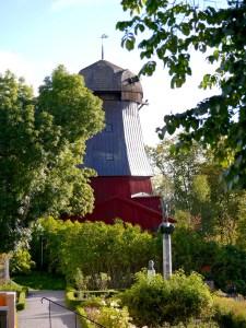 Djurgarden, Mill