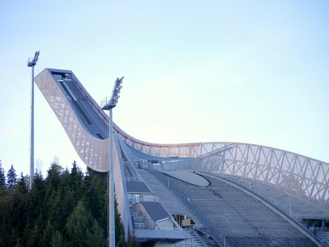 Holmenkollbakken, Norway, Oslo