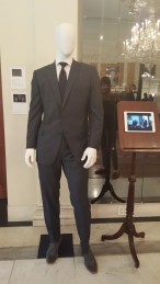 Suit worn by Kevin Spacey's famed character Frank Underwood from House of Cards