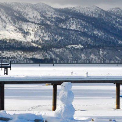 A Winter Getaway in Lake Tahoe