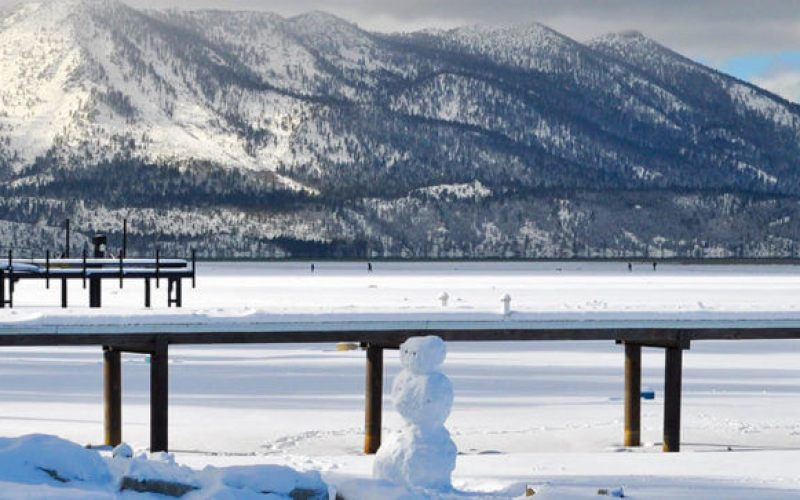 A Winter Getaway in Lake Tahoe