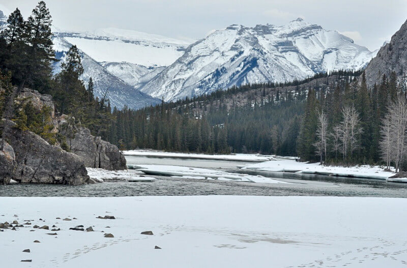 Bow River