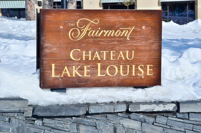what to do in banff fairmont chateau