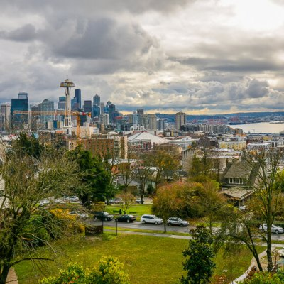 Where to Work Remotely in Seattle