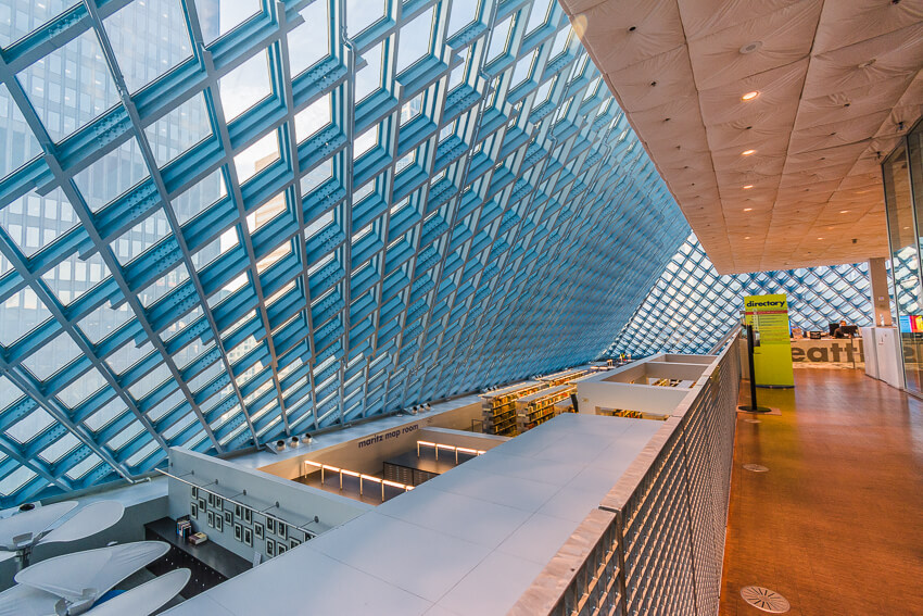 working remotely seattle library