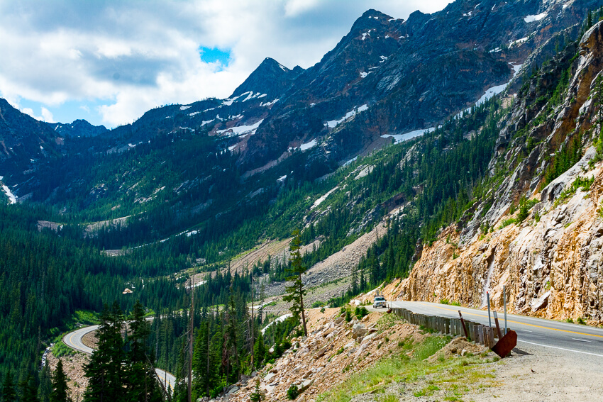 How to Spend a Weekend in Winthrop mountains