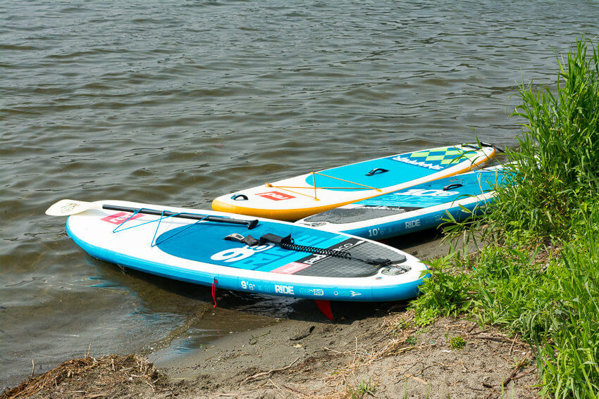 How to Spend an Active Day in Kirkland Paddle Board