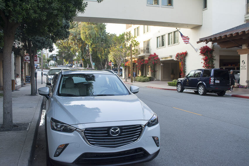 big sur mazda cx-3