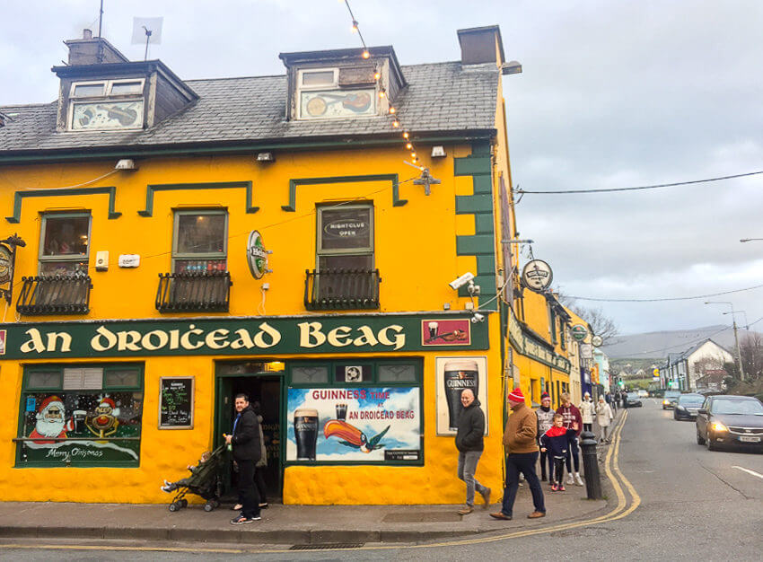 what to see on ireland's dingle peninsula