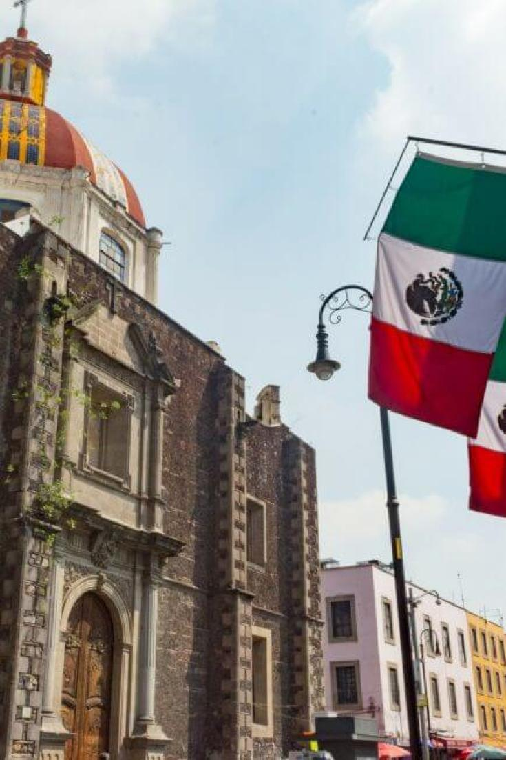 Whether your layover is half a day or for a few days, get out of the airport and explore Mexico City! There's plenty to do in your time there.