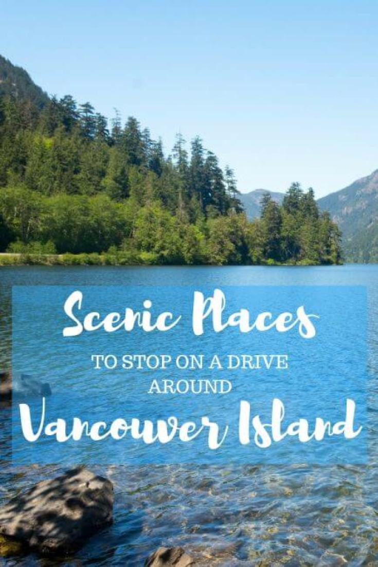 Vancouver Island in Canada is the perfect place to go on a road trip any time of the year. Here are some of the most scenic places to stop!