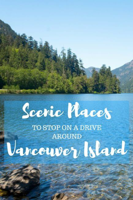 Scenic Places To Stop On A Drive Around Vancouver Island - Canadas 10 most scenic road trips