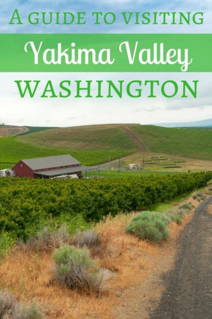 Yakima Valley is a great place to get away for the weekend in the Pacific Northwest! Here's a guide to visiting Yakima, Washington.