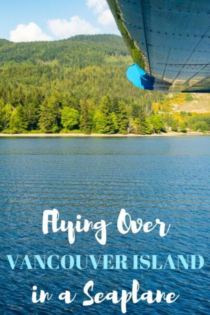 Flying over Vancouver Island in a seaplane is the ultimate way to explore it. You'll pass over forests, mountains, and the ocean on your Canadian adventure!
