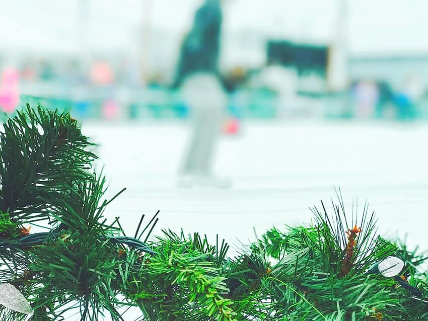 seattle winter ice skating