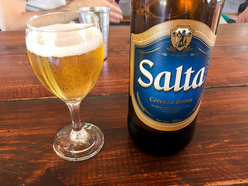 salta beer