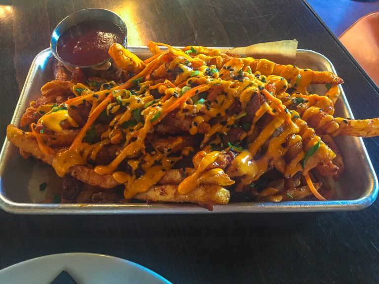 temecula valley kimchee fries