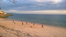 Stone Town:as the sun sets