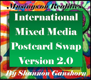 Sign up for mixed media postcard swap!