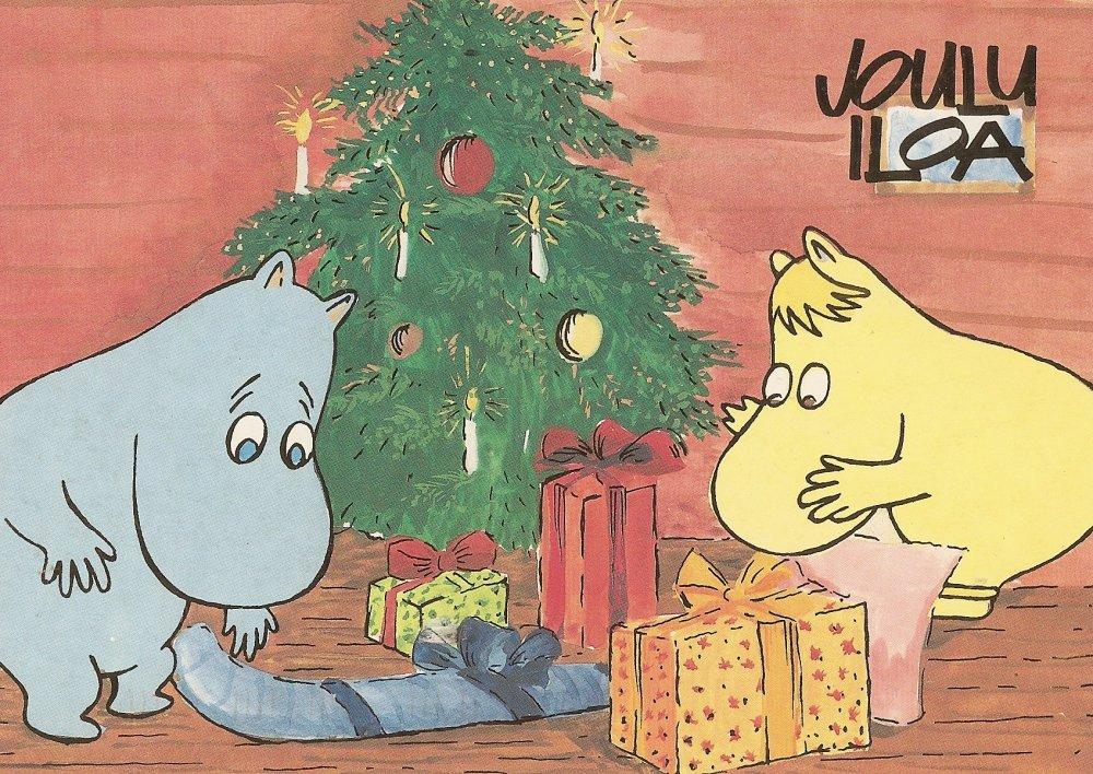 Merry Christmas Moomin