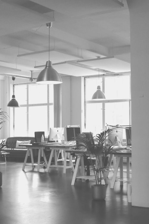 office layout - job-hunting tips to help you get your first job out of college