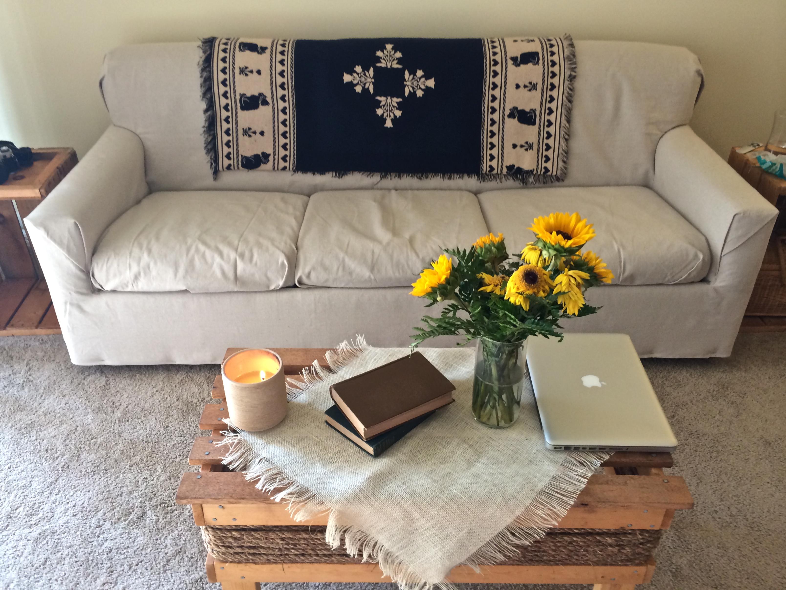No Sew Slipcover For Sofa – Hereo Sofa