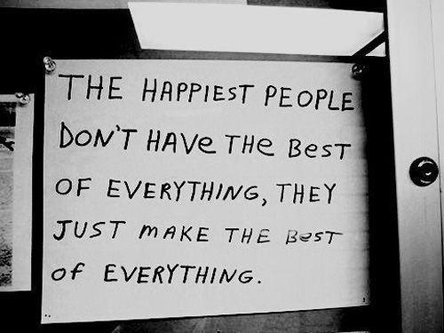como ser feliz 1