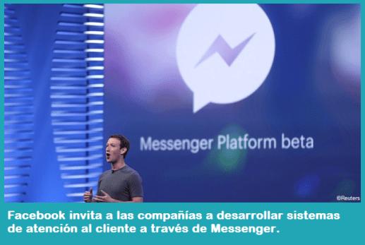 Nuevas funciones de Facebook para empresas y particulares.