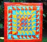 """""""Maxixe"""", 1989 acrílica sobre lona 165 x 160 cm"""
