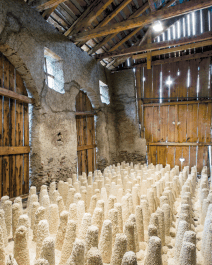 21 Tonnen Tissuom, salt sculpture, Tshlin, Not Vital - Photographs by Stefan Ruiz, produced by Gay Gassman - NYT