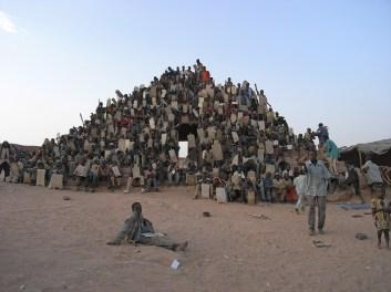 Makaranta School, 2003, Not Vital, Agadez