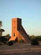 Sunset House, 2005, Agadez, Niger, Not Vital