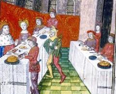 Roman de Lancelot en prose, France, XVe siècle Paris, BnF, Département des manuscrits, Français 112 fol. 45 Around 1200
